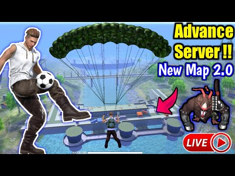Bermuda 2.0 Advance Server Live❤️😍New Map..NewPat..New Character Gameplay !! Ajao Saare