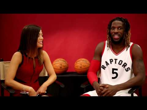 Video: Know Your Raptors: DeMarre Carroll