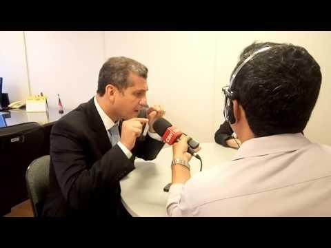 Entrevista a r�dio CBN sobre as a��es do comit� de combate ao caixa 2