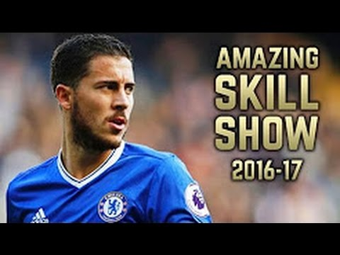 Eden Hazard 2016/2017 - Crazy Skills & Goals - HD