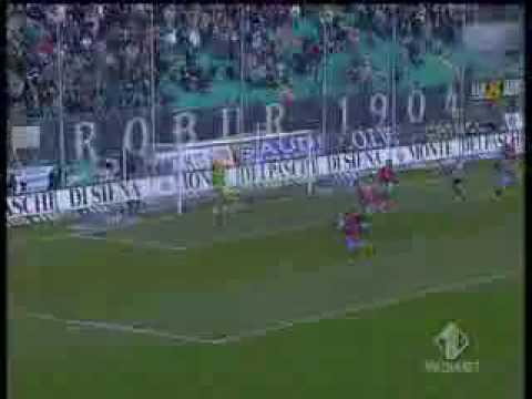 Un Gol Acrobático de Daniele Galloppa
