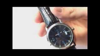 На видео часы получились не очень привлекательными, в живую они выглядят намного лучше.Ссылка на часы: http://goo.gl/JBTXBJ