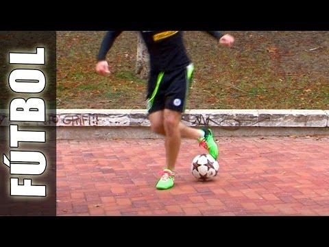 Ruleta rabona - Trucos de futbol