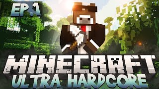 "Minecraft ""LONG LIVE ULTRA HARDCORE"" UHC Season 5 Episode 1 ( Minecraft Ultra Hardcore )"