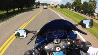 3. 09 Hayabusa...Ride/Review...and yes, I go fast on it