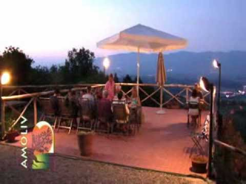 Bed & Breakfast Amoliv - Tuscany - Italy