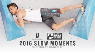 2016 Slow Moments - Vail, Colorado Bouldering World Cup by Louder Than Eleven