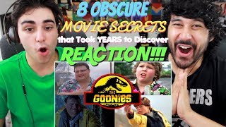 8 OBSCURE MOVIE SECRETS That Took Years To Discover - REACTION!!! by The Reel Rejects