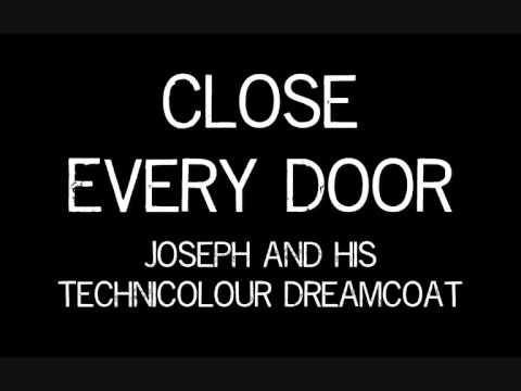 Rob Little sings 'Close Every Door'