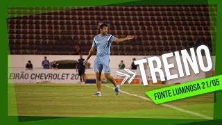 O Verdão treinou forte na cidade de Araraquara e está preparado para a partida de hoje contra o Figueirense. Confira os...