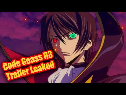 Code Geass R3 Sequel PV Trailer Leaked!! Code Geass Lelouch of the Revival PV Trailer Analysis