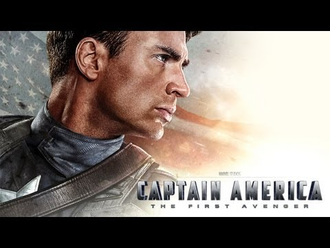 Captain America Blu-ray Trailer