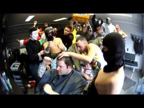 Harlem Shake – Le coiffeur