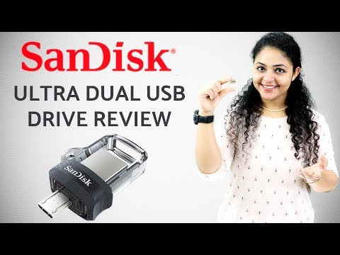 SanDisk Ultra Dual USB Drive 3.0 Review | SanDisk USB 3.0 Flash Drive Review