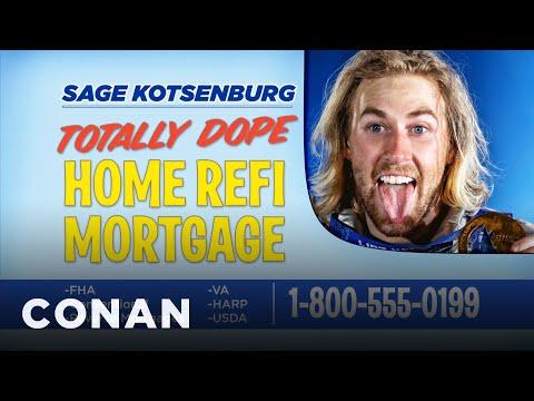 Sage Kotsenburg's Totally Dope Refi Mortgage