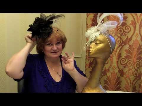 Как сделать вуалетку своими руками фото