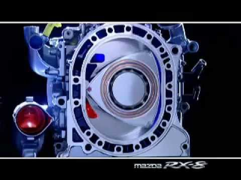 motor - mazda motor rotativo.