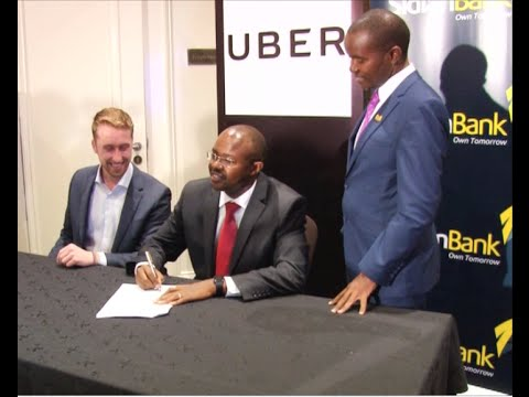 Deal signed to enable Kenyan Uber drivers get loans from Sidian Bank_Bank bet�tek, lek�t�sek, befektet�sek, bet�ti kamatok h�re. OTP, Unicredit, Erste, Magnet bet�ti kamatok