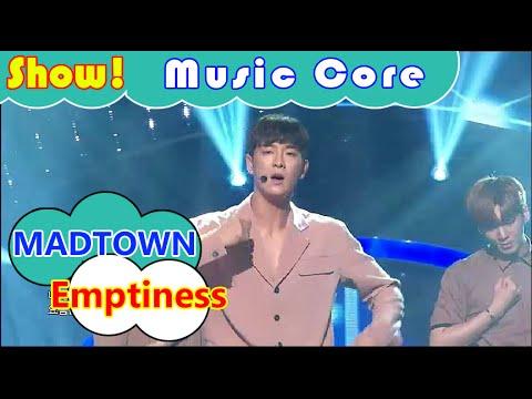 [HOT] MADTOWN - Emptiness, 매드타운 - 빈칸 Show Music core 20160723