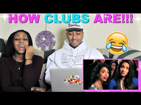 "IISuperwomanII ""What Clubbing Is Actually Like (ft. Liza Koshy)"" Reaction!!!"