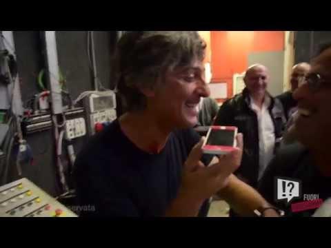 Video #FuoriProgrammaLiveforWeb Backstage 15 Ottobre 2014