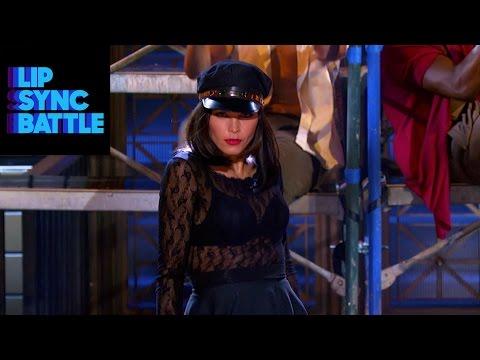 "Jenna Dewan-Tatum & Paula Abdul's ""Cold Hearted"" vs. Channing Tatum's ""Let It Go"" | Lip Sync Battle"
