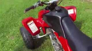 Video Project 2005 Honda TRX450R MP3, 3GP, MP4, WEBM, AVI, FLV Agustus 2017