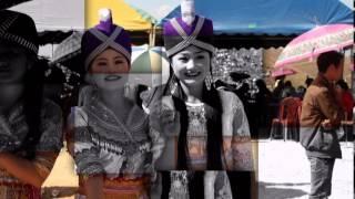 Nhia Lee-Hmong New Year in Laos 2014