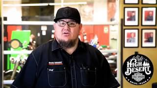 Matt Frost Is High Desert Harley-Davidson's New Service Manager!