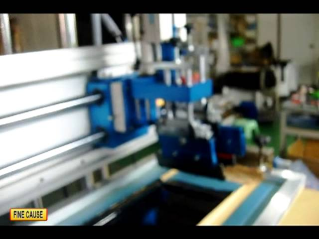 FA-400F2 Micro SD 刷黑专用网印机