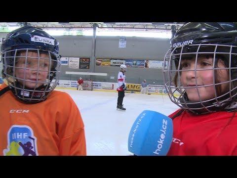 Sedmý víkend dívčího hokeje v Česku. Plno bylo ve Světlé nad Sázavou, Blansku i Příbrami