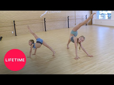 Dance Moms: Brynn and Jojo's Competing Duets (Season 6 Flashback) | Lifetime