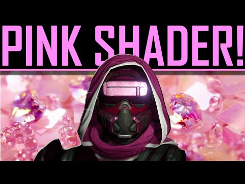 fabulous - Say hello to the most fabulous Guardian in the galaxy! Pink shader for the win! Also, check out my level 21 Hunter! FOLLOW ME ON TWITTER: https://twitter.com/MoreConsole FOLLOW ME ON TWITCH:...