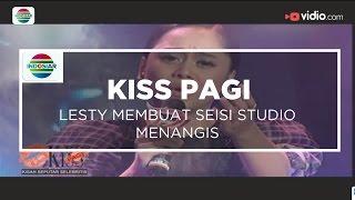 Download Video Lesty Membuat Seisi Studio Menangis - Kiss Pagi 16/12/15 MP3 3GP MP4