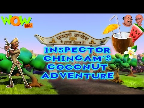 Video Inspector Chingam & His coconut Diaries - Compilation Part 1 As seen on Nickelodeon download in MP3, 3GP, MP4, WEBM, AVI, FLV January 2017