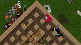 Ultima Online - Bomberman PvP Action on UOEvolution Shard