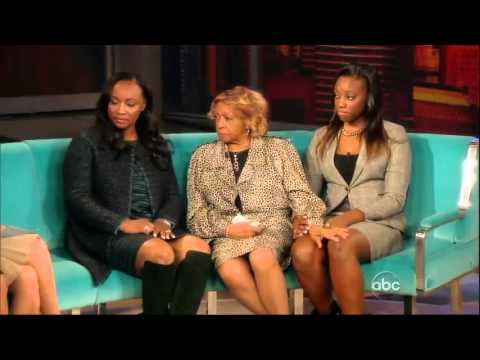 'The Houstons' on The View for Their Reality Series (Part 2) - Pat Houston & Cissy Houston