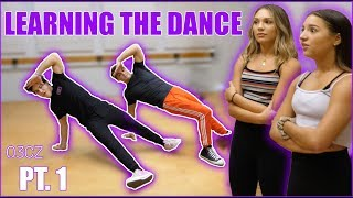 Video LEARNING HOW TO DANCE ft. Maddie and Kenzie Ziegler MP3, 3GP, MP4, WEBM, AVI, FLV Desember 2018