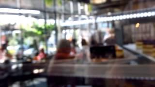Where To Eat In Bangkok The Coffee Club Ekkamai BTS Delicious Smoke Salmon Wrap - PhilinBangkok.com