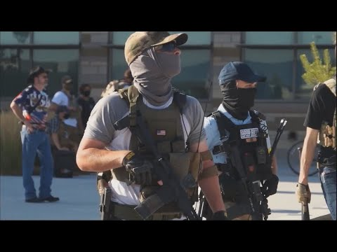 Unrest in the United States: The rise of self-styled vigilantes