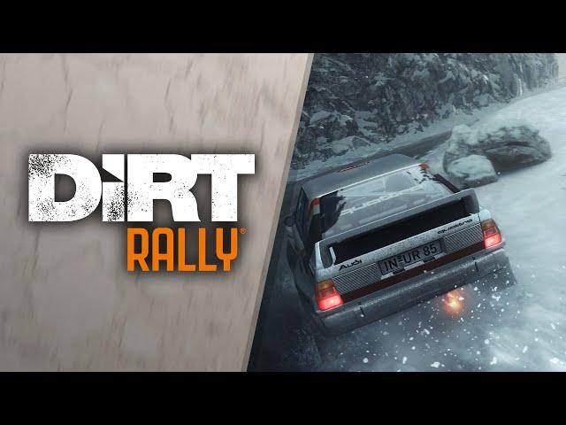 Видео к игре DiRT Rally