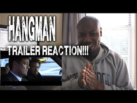 HANGMAN Official Trailer REACTION Starring Al Pacino & Karl Urban