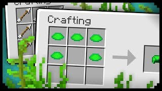 • Minecraft: 10 New Crafting Recipes