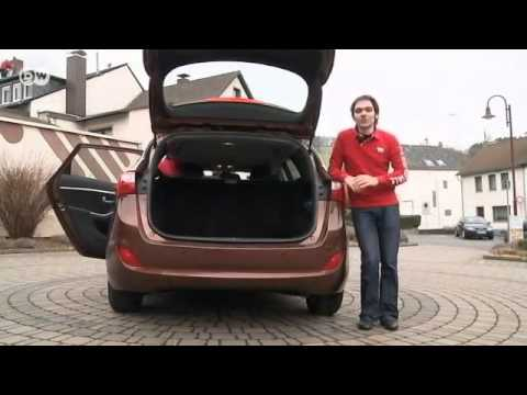 Review: Hyundai i30 cw   Drive it!