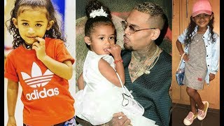 Video Remember Chris Brown's Daughter-Royalty Brown  Look What She's Doing Today 2017 MP3, 3GP, MP4, WEBM, AVI, FLV Januari 2018