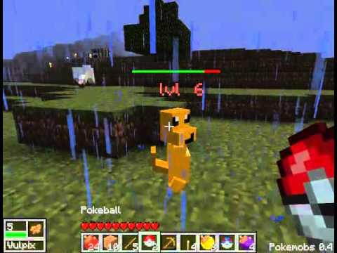 PokeMob Adventure Ep.1 Minecraft