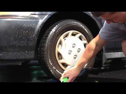 comment nettoyer jantes voiture