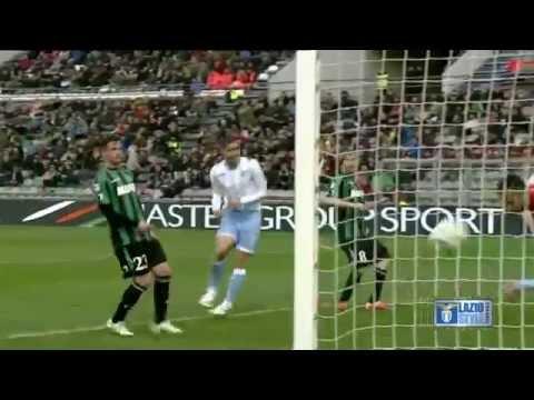 VIDEO SERIE A: SASSUOLO-LAZIO 0-3