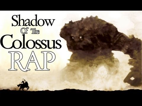 SHADOW OF THE COLOSSUS RAP | Zarcort FT. Proyecto skhata