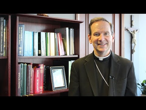 Bishop Burbidge on National Marriage Week 2018